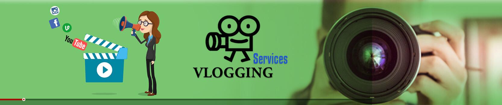 Vlogging Services