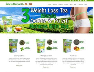 Natures Slim Tea