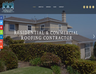 Sandiego County Roofing