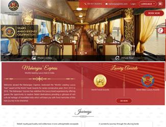 The Maharajas' Express