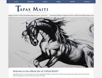 Tapas Maiti Official Website